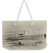 Wright Brothers - First In Flight Weekender Tote Bag