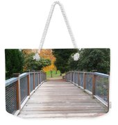 Wrights Park Bridge Weekender Tote Bag
