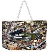 Wrigley Field Chicago Sports 01 Weekender Tote Bag