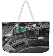Wrigley Field Chicago Sports 04 Selective Coloring Weekender Tote Bag