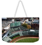 Wrigley Field Chicago Sports 04 Weekender Tote Bag