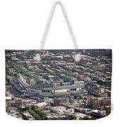 Wrigley Field - Home Of The Chicago Cubs Weekender Tote Bag