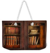 Writer - Books - The Book Cabinet  Weekender Tote Bag