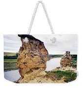 Writing-on-stone Provincial Parks Weekender Tote Bag