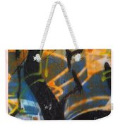 Writing On The Wall 2 Weekender Tote Bag