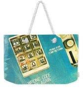 Wrong Code Weekender Tote Bag