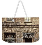 Wrought Iron Gates Weekender Tote Bag