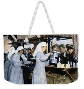 Ww1: Red Cross, 1918 Weekender Tote Bag