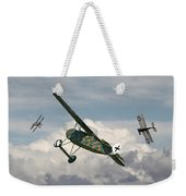 Ww1 - Spoiled For Choice Weekender Tote Bag