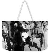Wwi Black Veteran, 1919 Weekender Tote Bag