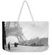 Wwi Eiffel Tower, C1914 Weekender Tote Bag