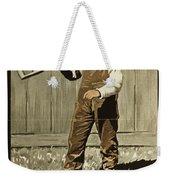 Wwi Farming C1915 Weekender Tote Bag