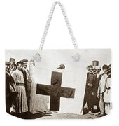 Wwi Refugees, 1914 Weekender Tote Bag