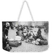 Wwi Refugees, C1914 Weekender Tote Bag