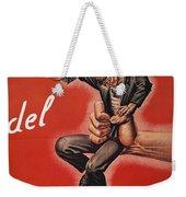 Wwii: Italian Poster, 1944 Weekender Tote Bag by Granger
