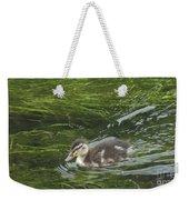 Wye Dale Duckling Weekender Tote Bag