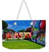 Wynwood Lawn Weekender Tote Bag