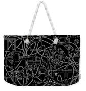 Imagine / Wyobrazaj  Weekender Tote Bag