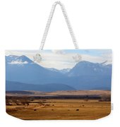 Wyoming Beauty Two Weekender Tote Bag