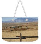 Wyoming Landscape Weekender Tote Bag