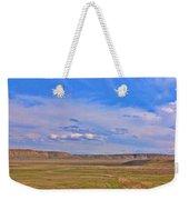 Wyoming Spring Weekender Tote Bag