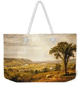 Wyoming Valley. Pennsylvania Weekender Tote Bag