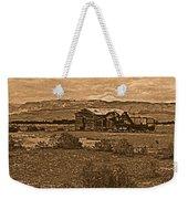 Wyoming West Weekender Tote Bag