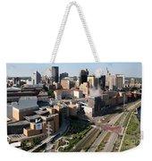 Xcel Energy Center St. Paul Minnesota Weekender Tote Bag