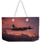 Xh558 Sunrise Weekender Tote Bag