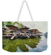 Xi Tang Town Weekender Tote Bag