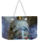 Xmas Bell 02 Photo Art Weekender Tote Bag
