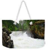 Yaak Falls Weekender Tote Bag