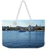 Yacht And Beach Club Wdw Weekender Tote Bag