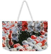 Yacht Club Buoys 4 Weekender Tote Bag