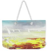 Yachts On The Riviera Weekender Tote Bag