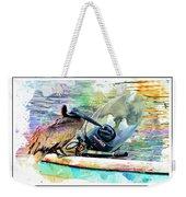 Yamaha Pelican Weekender Tote Bag