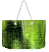 Yamhill River Abstract 24831 Weekender Tote Bag