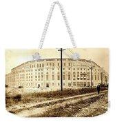 Yankee Stadium 1923 Weekender Tote Bag