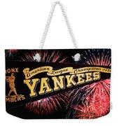 Yankees Pennant 1950 Weekender Tote Bag