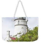 Haceta Head Lighthouse 7 Weekender Tote Bag