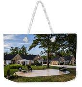 Yard Weekender Tote Bag