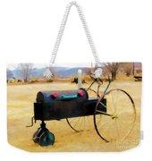 Yard Art Weekender Tote Bag