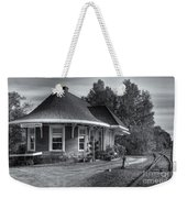 Yarmouth Grand Trunk Railroad Station II Weekender Tote Bag