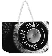 Yashica 635 - 35mm Only Weekender Tote Bag