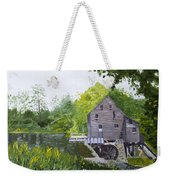 Yates Mill Summer Weekender Tote Bag