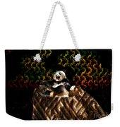 Yawning Panda  Weekender Tote Bag