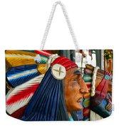 Ybor Tribe Weekender Tote Bag