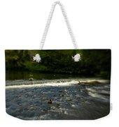 Ye Olde River Wye Weekender Tote Bag