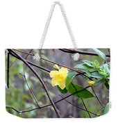 Yellow And The Odd Weekender Tote Bag