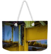 Yellow Beams Versiontwo Weekender Tote Bag